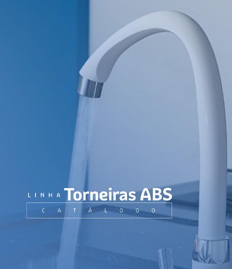 Catálogo Linha Torneiras ABS