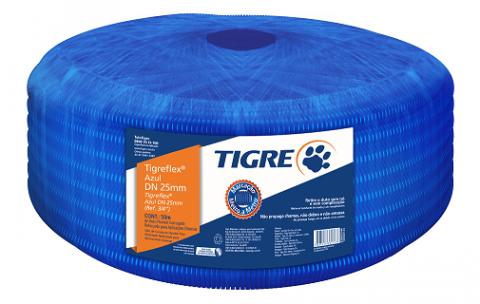 Duto Tigreflex Azul
