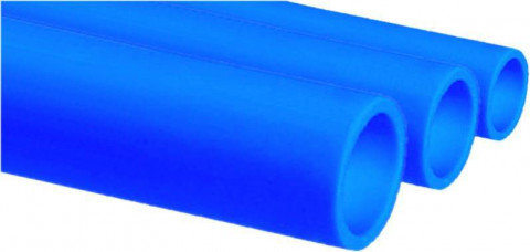Tubo PEAD PE80 PN16 Azul