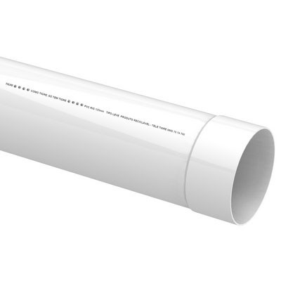 6m Smooth Socket Point Light Pipe