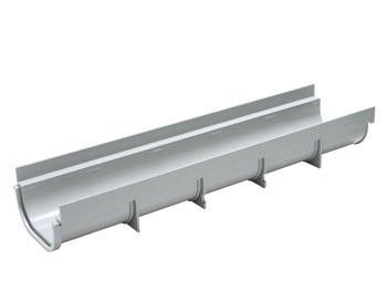 Reinforced Floor Gutter DN 130 x 75 0.5m