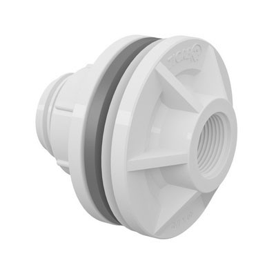 Threadable Adapter with ring for Water tank