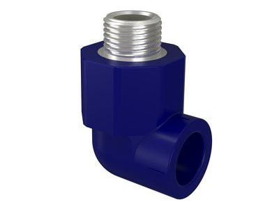 Threaded Elbow Male PPR Industry