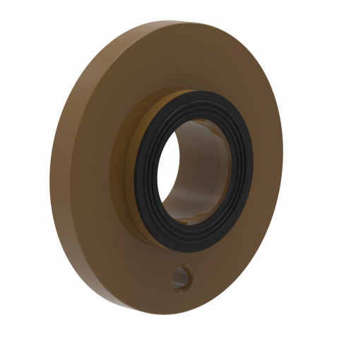 Free Flange without Holes