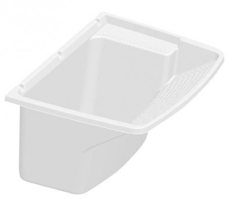 Laundry sink 15L