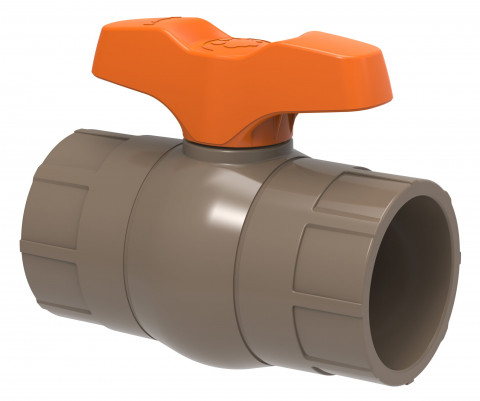 Weldable Compact VS Ball Valve
