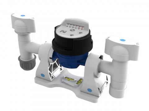UMC - Unidade de Medição e Controle em PVC