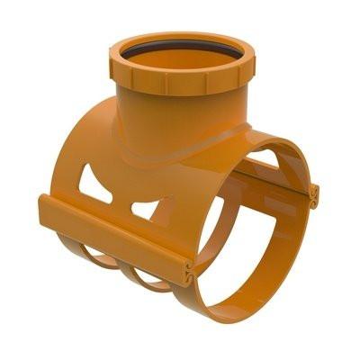 Selim 90º Elastic Collector Sewer Corrugated