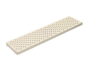 Grid for Floor Gutter DN 130 Swimming Pool  0.5m – P Colors: sand, white, gray