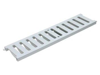 Grid for Floor Gutter DN 130 0.5m – C Color: Gray