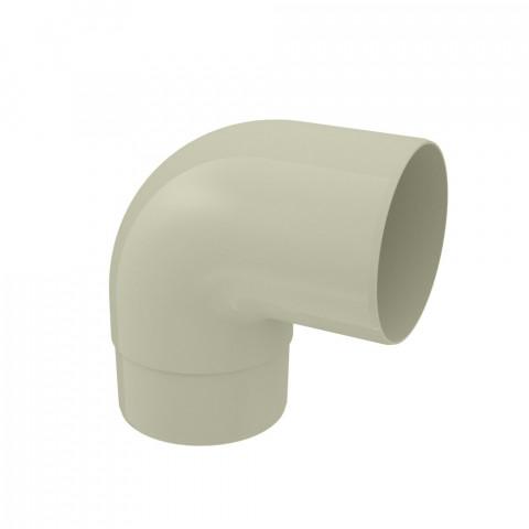 Aquapluv Style Round 90° Bend