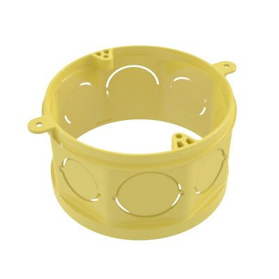 Prolongador para Caja Octogonal Tigreflex – Amarilla
