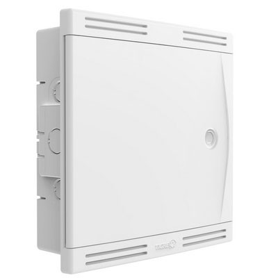 Structured Wiring Panel - 30x30 – Flush-Mounted