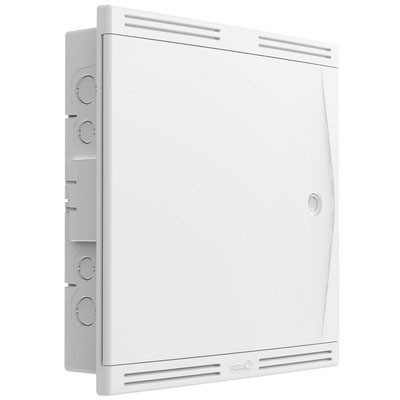 Structured Wiring Panel - 40x40 – Flush-Mounted