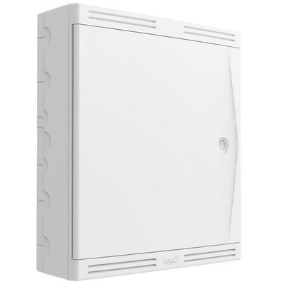 Structured Wiring Panel - 40x40 - Surface-Mounted