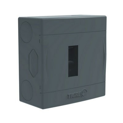 Top Conduit Electric Box to 4 switch
