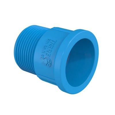 Adaptador bs x PR largo irrigación LF