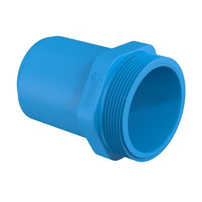 Smooth PTA Adapter x Male Thread Irrigating LF