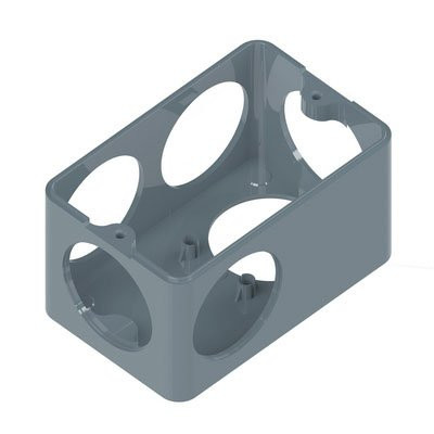 Top Conduit®  (Overlap BOX) 6 Inlets