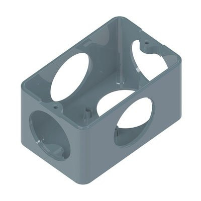 Top Conduit®  (Overlap BOX) 5 Inlets