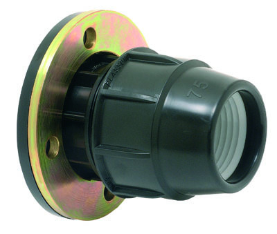 Compression Flange Adaptor (with metal flange)