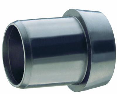 Conversor de goma para tubos de acero galvanizado