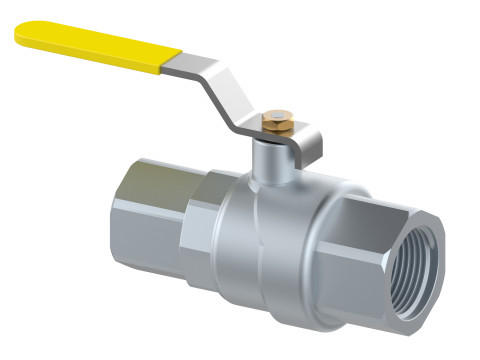 Alpex ball valve Female / Female Gas