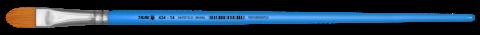 ref. 434 - Pincel Filbert