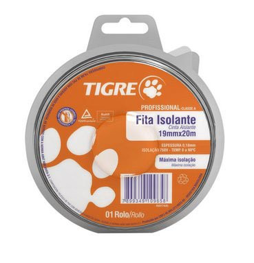 Electrical Tape Tigre Professional Class A - 20M
