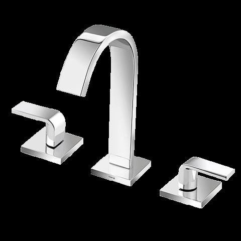 Goa Slim Washbasin Mixer With High Spout Worktop