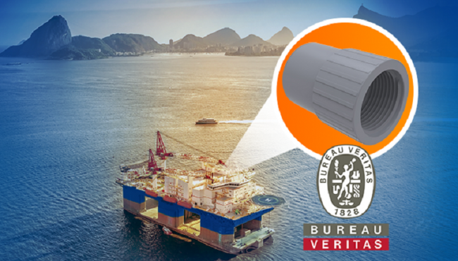 Tigre recebe certificação Marine & Offshore