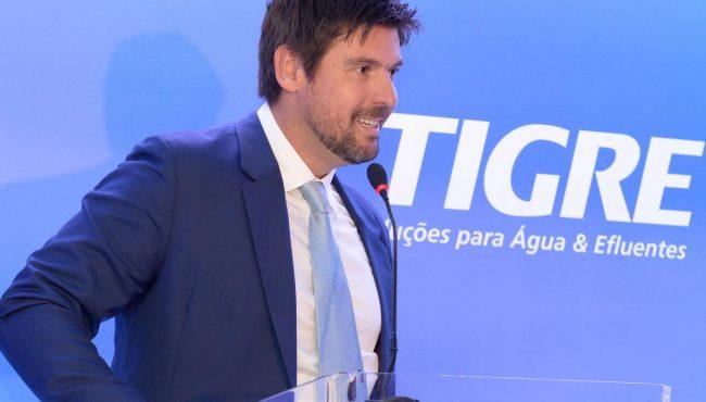 Felipe Hansen, presidente do Conselho de Administração do Grupo Tigre