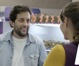 """Novo Filme da Campanha """"É Tigre pra toda obra"""""""