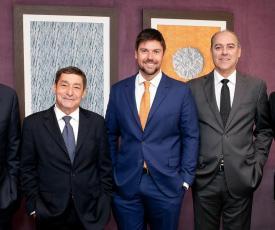 Novos Membros do Conselho de Administração da Tigre