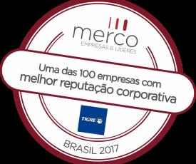 Tigre avançou 30 posições no ranking da MERCO de Reputação Corporativa