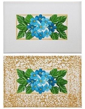 Violetas, painel decorativo