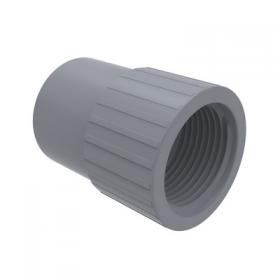 Pipes and connections for industrial processes