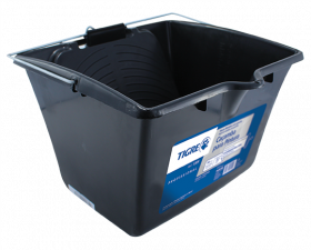Caçamba Plástica - Ref. 1309 - Tinta: Uso Geral - Solventes: Resistente