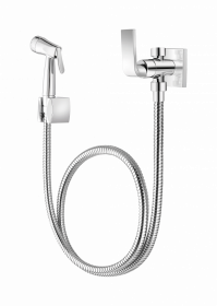 Goa Slim Hygienic Shower With Junction