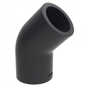 Joelho 45° PVC-U Sch80