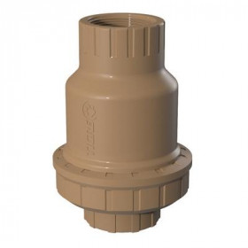 Retention valve
