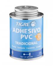ADHESIVO PVC TRADICIONAL ENVASE METÁLICO 240CC