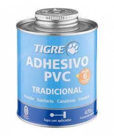 ADHESIVO PVC TRADICIONAL ENVASE METÁLICO 470CC