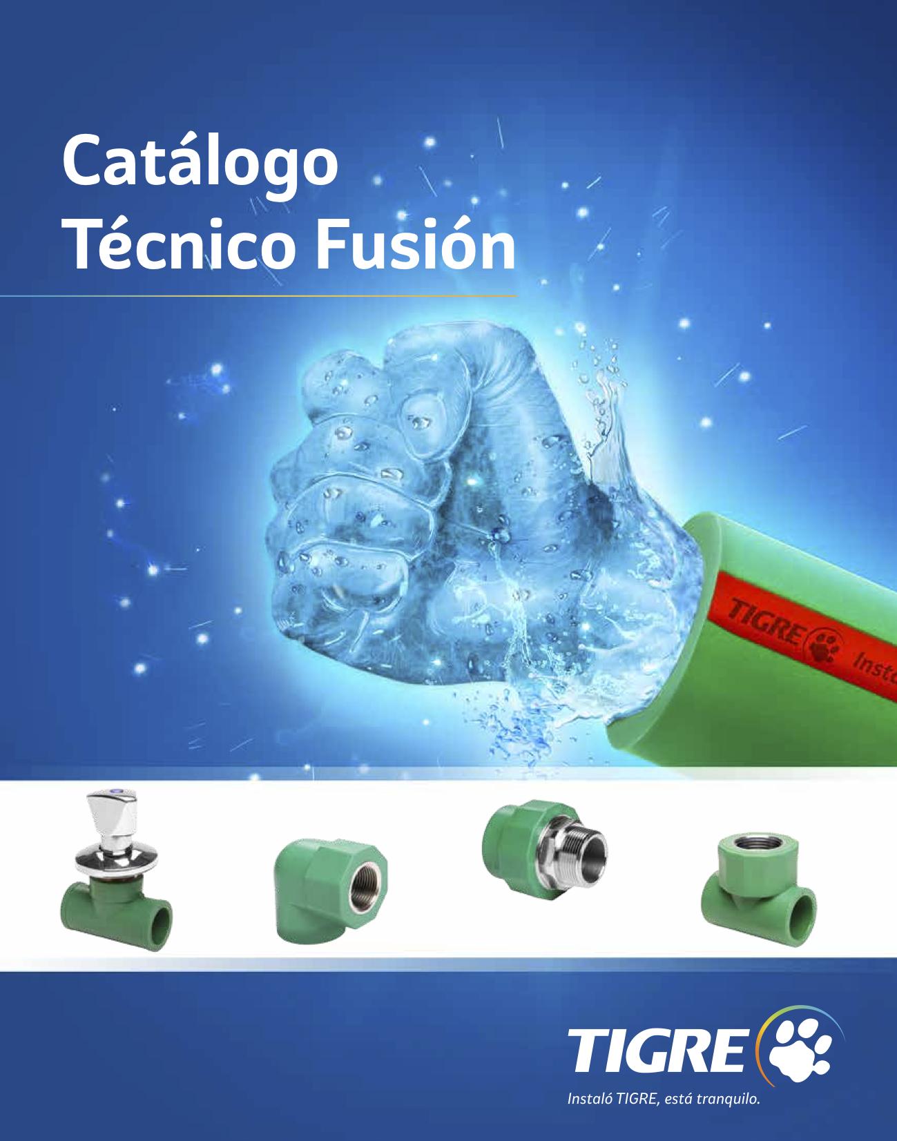 Catálogo Fusión