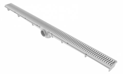 REJILLA LINEAL 90CM PVC