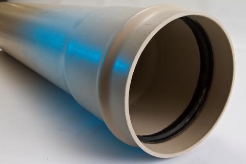 Tubo PVC Alcantar SDR34 4435