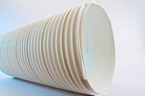 Tubería PVC MaxFlow Perfil 8T