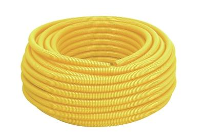 Eletroducto Flexible Corrugado Tigreflex - Amarillo