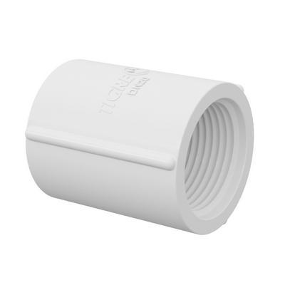 Cupla PVC Rosca
