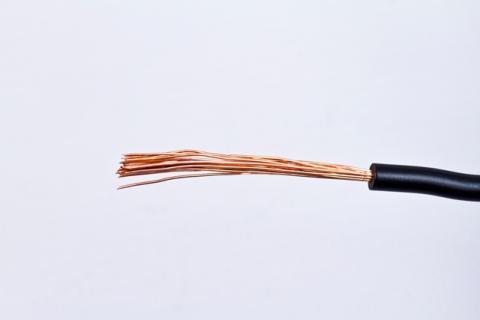 Cable Flexible Domiciliario Milimétrico - CTF - Negro